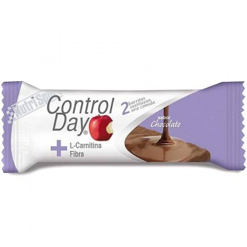 barrita control day chocolate nutrisport