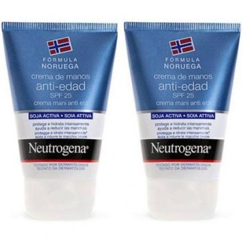 neutrogena duplo crema de manos antiedad 50 ml