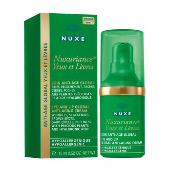 nuxe ojos y labios 15 ml nuxuriance